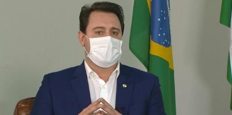 NOVAS MEDIDAS DO GOVERNO DO PARANÁ CONTRA A COVID-19, COMÉRCIO CONSIDERADO NÃO ESSENCIAL FECHA