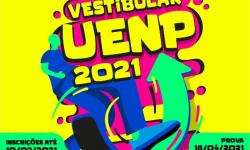 Inscrições para o vestibular da Uenp encerram na próxima semana