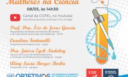 Evento debate participação das mulheres na ciência