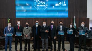 Projeto e-Stagiários elaborado pela Vara da Família e anexos da Comarca de Jacarezinho ganha Prêmio Atitude Inovadora promovido Pelo Tribunal de Justiça do Estado do Paraná