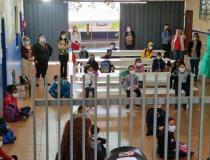 Em Cornélio Procópio, escolas municipais retornam com aulas presenciais