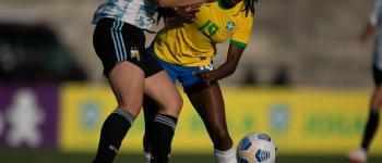 Seleção Feminina faz segundo amistoso contra Argentina e fecha compromissos em setembro