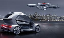 Carro voador da Audi e Airbus ganha autorização para início de testes