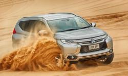Novo Mitsubishi Pajero Dakar é flagrado em testes em SP; estreia será ainda em 2018