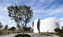 Hotel na Coréia do Sul tem projeto de Arquitetura inspirado nos cinco elementos