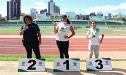 Competição do atletismo teve quatro novos recordes