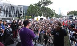 Governador participa da 25ª Marcha para Jesus