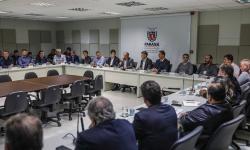 Reunião da Comec e prefeitos destaca planejamento e diálogo
