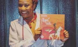 Professora escreve livro sobre princesa guerreira quilombola