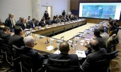 Governo quer agilizar projetos estruturantes da Ferroeste