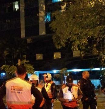 Quatro presos em perseguição na Zona Sul de Niterói