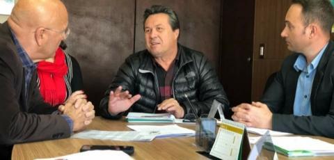 Prefeito de Japira participa de reunião na Casa Civil e trata sobre assuntos relacionado a saúde
