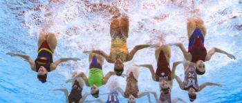 Brasil avança à final do Mundial no nado artístico
