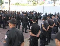 Policiais são homenageados em SG
