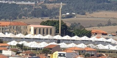 Começa neste sábado a Festa do Senhor Bom Jesus da Cana Verde em Siqueira Campos