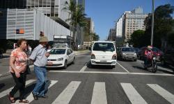 Atropelamento é a principal causa de morte no trânsito do Rio