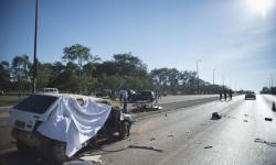 Em 2018, houve 69 mil acidentes em rodovias federais, diz pesquisa