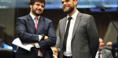 Tiago Amaral dá parecer favorável e projeto de Cicloturismo é aprovado na CCJ