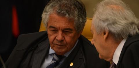 Marco Aurélio votará por permitir depoimento por escrito de Bolsonaro
