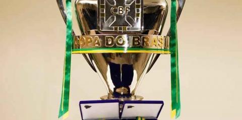 Confira os classificados e os potes do sorteio da Terceira Fase da Copa do Brasil