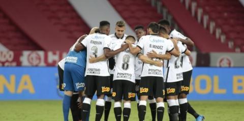 Depois de oito meses, Corinthians volta a igualar pior sequência na Neo Química Arena