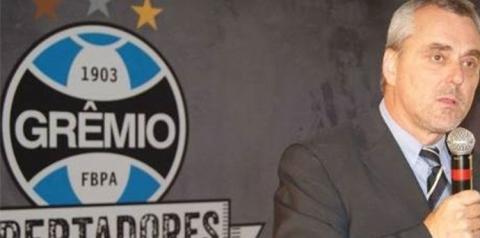 Diretor do Grêmio critica presidente do STJD: