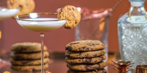 Cookie de Chocolate de Raíza Costa