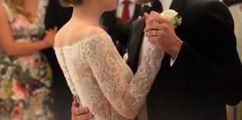 Cinquenta Tons de Liberdade: Tudo sobre o vestido de noiva de Ana