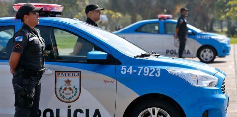 Rio: operação na Cidade de Deus deixa um morto e sete presos