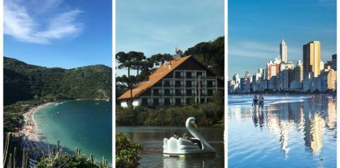 10 destinos pelo Brasil em que a viagem de ônibus é uma boa opção