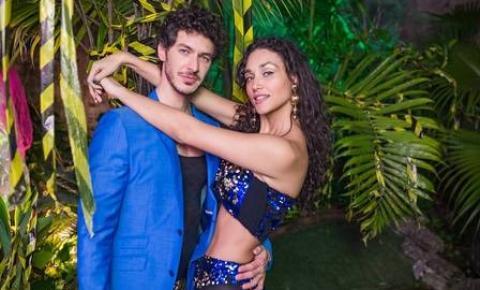 Internautas comparam novo namorado de Débora Nascimento ao ex: 'Loreto Nutella'