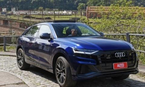 Teste: Audi Q8 tem cara de superesportivo, mas prioriza o conforto - e isso é bom