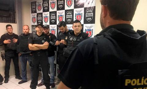 Polícia Civil prende suspeitos de lesar investidores de bitcoins