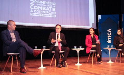 Simpósio mostra a importância da cultura anticorrupção