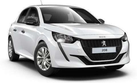 Peugeot registra versão mais barata do 208 no brasil sem faróis de led e com calotas