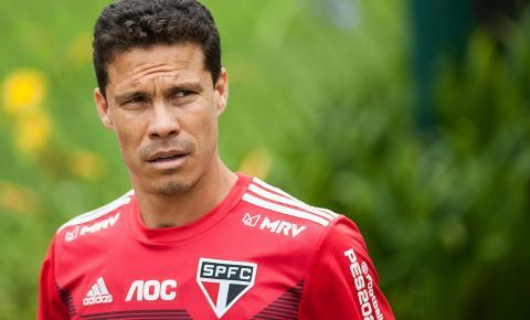 """Hernanes manda recado para torcida do São Paulo: """"Amo vocês"""""""