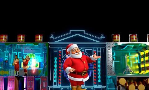 Ecofábrica do Papai Noel será no Reservatório da Sanepar