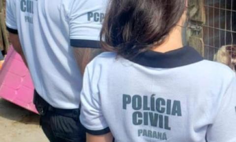 Polícia fiscaliza maus-tratos a animais em Guaratuba