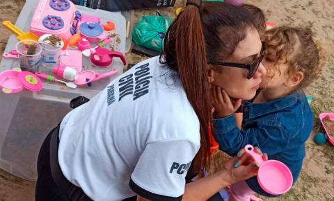 Polícia Civil oferece serviços à população em Matinhos