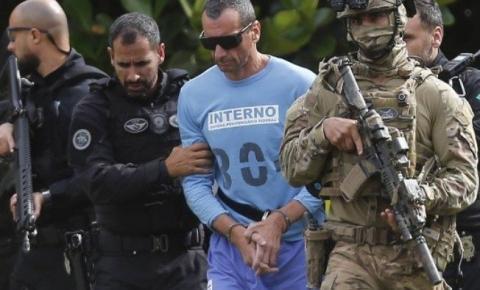 Marcola é levado ao hospital em Brasília, sob forte esquema de segurança