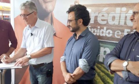 Parceria amplia possibilidade de financiamento ao agricultor