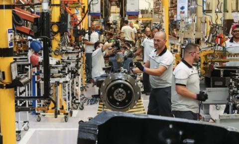 Indústria paranaense tem o maior crescimento do País
