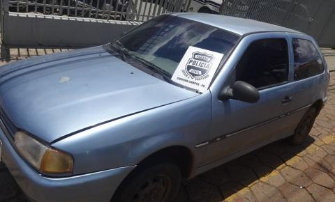Nos últimos meses a Polícia Civil de Siqueira Campos recuperou 9 veículos furtados e prendeu 3 indivíduos suspeitos