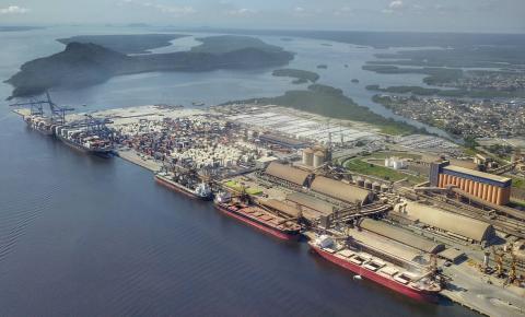Portos do Paraná têm baixo risco de infrações na operação de cargas