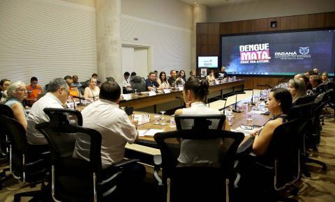 Estado reforça apoio aos municípios para combate à dengue