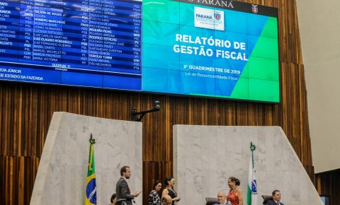 Governo do Paraná fechou 2019 com resultados positivos