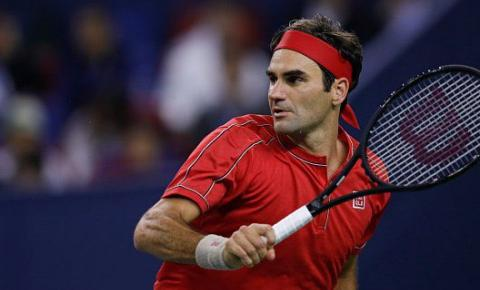 Roger Federer está fora de Roland Garros