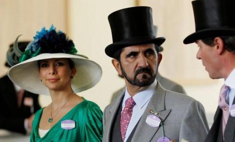 Emir de Dubai mandou sequestrar duas filhas e ameaçar a mulher, conclui a Justiça britânica