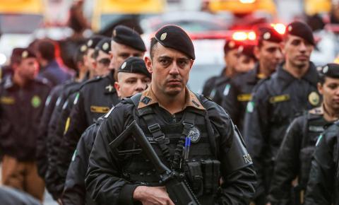 PM publica edital do concurso para policiais e bombeiros militares