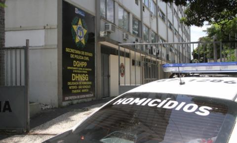Homem é preso em flagrante por homicídio qualificado em São Gonçalo